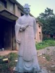 王羲之雕像