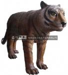 校园景观雕塑-老虎