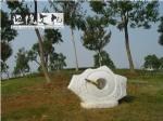 公园抽象雕塑